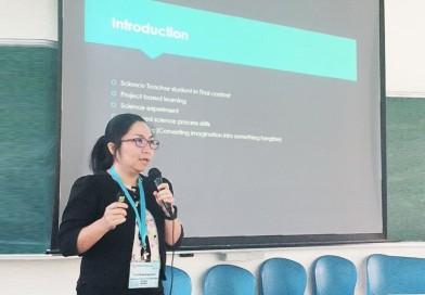 การนำเสนอผลงานวิชาการ งาน 2018 International และประชุม EASE headquarters meeting ณ National Dong Hwa University